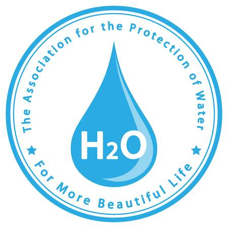 The Association for the Protection of Water Stock Vector - 17448349