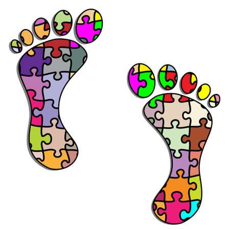 stride: Foot