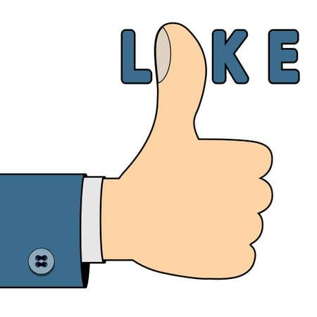 face book: Me gustas