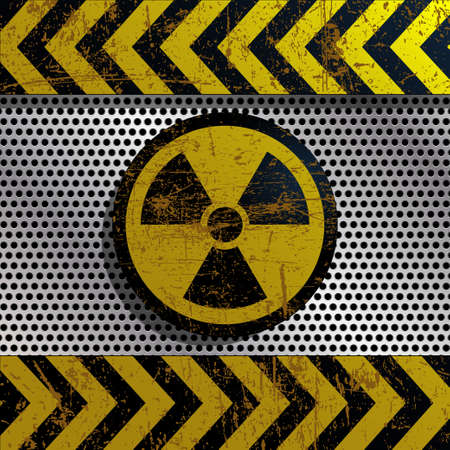 Radiation Stock Vector - 18908567