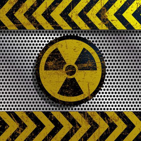 radioactive: Radiation