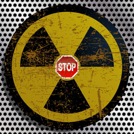 radioactive: Stop Radiation