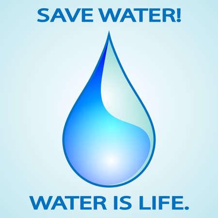 source d eau: �conomiser l'eau