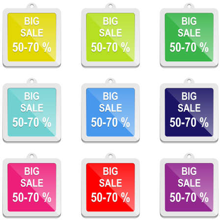 Big sale Stock Vector - 20686029
