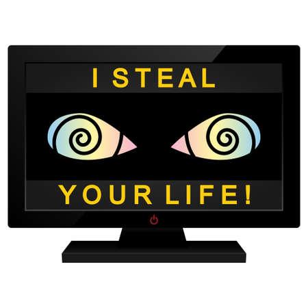 manipulation: Media as a thief