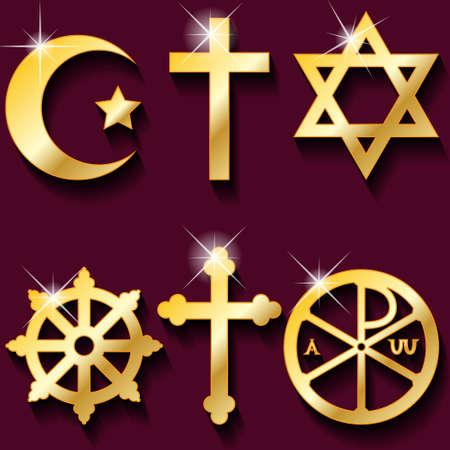 edicto: Los símbolos religiosos
