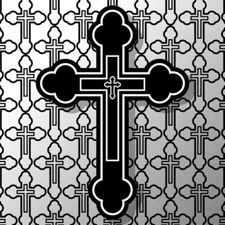 cruz cristiana: Cruz cristiana