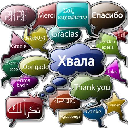 linguistics: Thank you