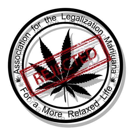reject: Reject marijuana