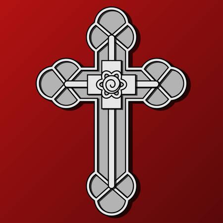 equilibrium: Christian cross