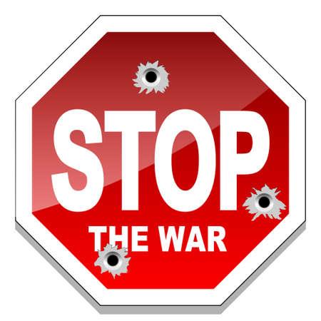 halt: Stop the war
