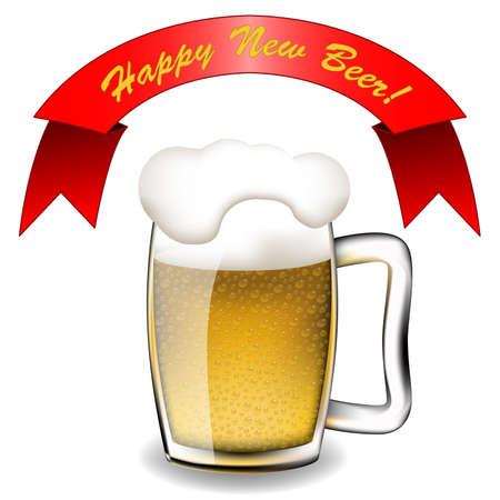 Happy New Beer photo