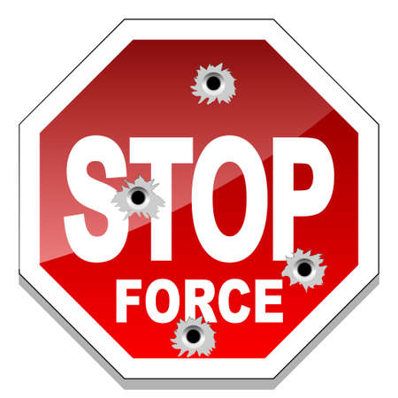 halt: Stop force