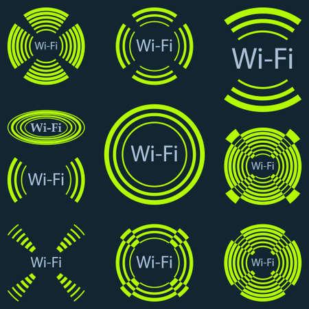 komunikacja: Komunikacja bezprzewodowa Ilustracja