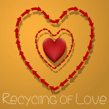 romantic sex: Recycling of Love