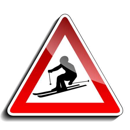 regard: A warning sign