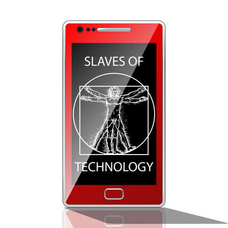 slavery: Slaves of technology