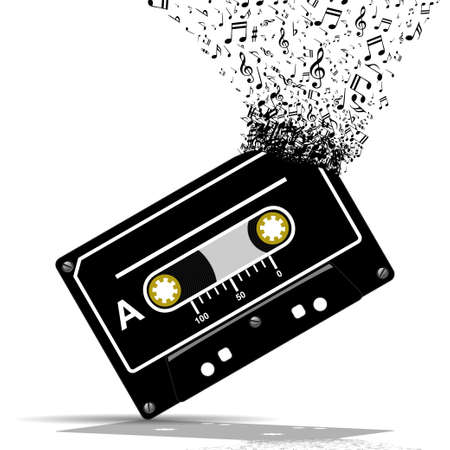 audio: Audio cassette-Music