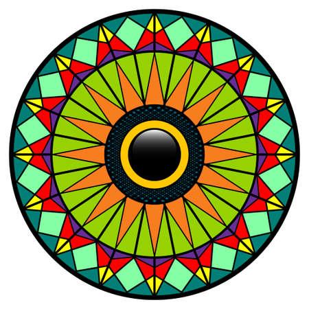 mosaic: Mosaic eye