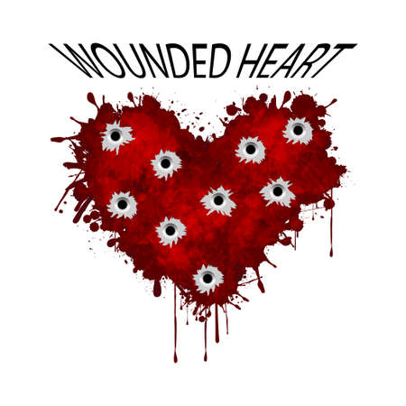 wounded: Wounded heart