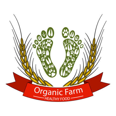 harmony nature: Organic farm-Healthy food