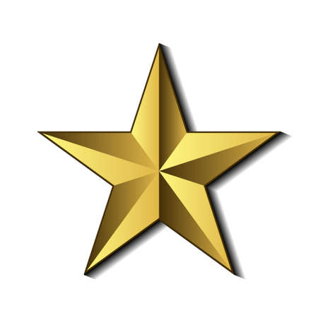 Golden Star-symbol.