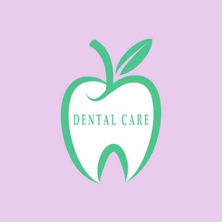 Dental Care-icon Ilustrace