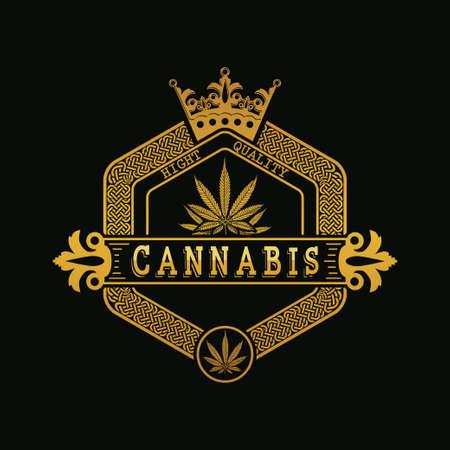 Royal golden cannabis