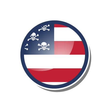 US badge symbol