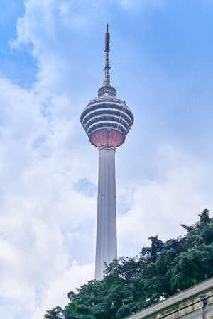 Menara tower in Kuala Lumpur, Malaysia