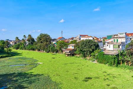 Hue Imperial city aerial view, Vietnam