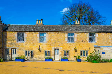 Burghley house near Stamford, England