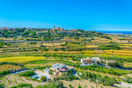 Countryside on Malta