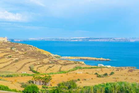 Seaside of Gozo, Malta