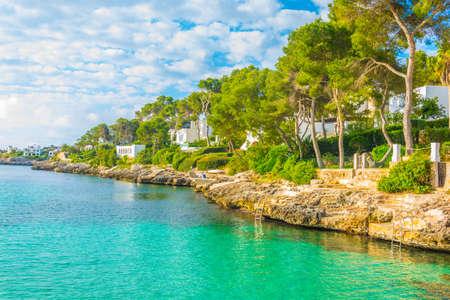 Cala d'or bay at Mallorca, Spain Banque d'images