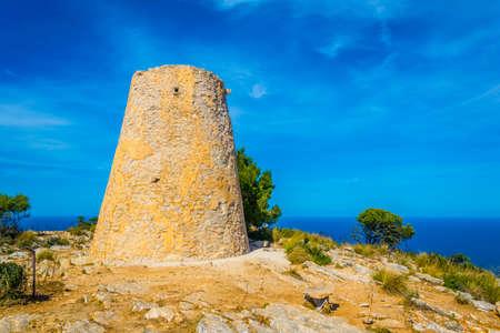 Torre des Cap Vermell, Mallorca, Spain