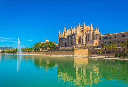 Catedral de Mallorca, Spain