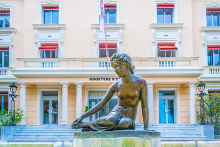 Ministry of State building in Monaco