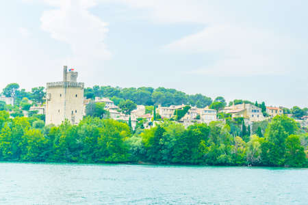 Tour Philippe le Bel in Avignon, France