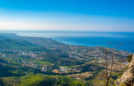 Seaside of Northern Cyprus