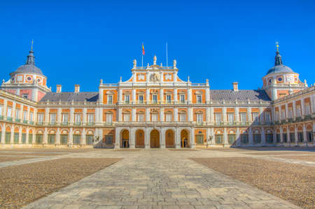 Palacio Real de Aranjuez, España Editorial