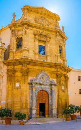 Santuario dell Addolorata in Marsala, Sicily, Italy