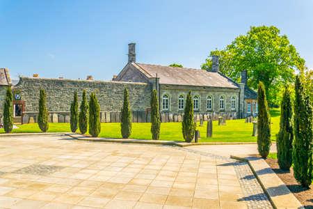 Arbour Hill memorial in Dublin, Ireland 写真素材