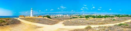 Parc archéologique de Paphos à Chypre