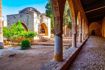 Agia Napa monastery on Cyprus