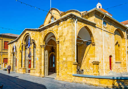 Faneromenis Church at Nicosia, Cyprus