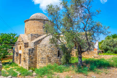 Saint Nicholas church in Famagusta, Cyprus Stock Photo