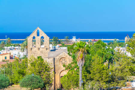 Nestorian church in Famagusta, Cyprus