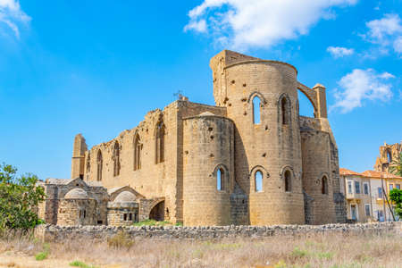 Saint George of the greeks church in Famagusta, Cyprus