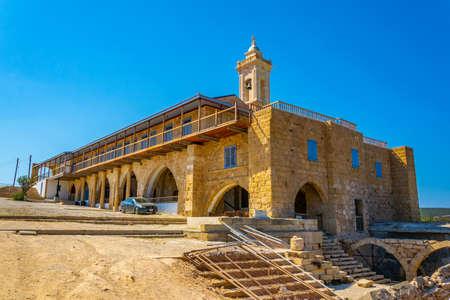 Monastery of Apostolos Andreas on Cyprus
